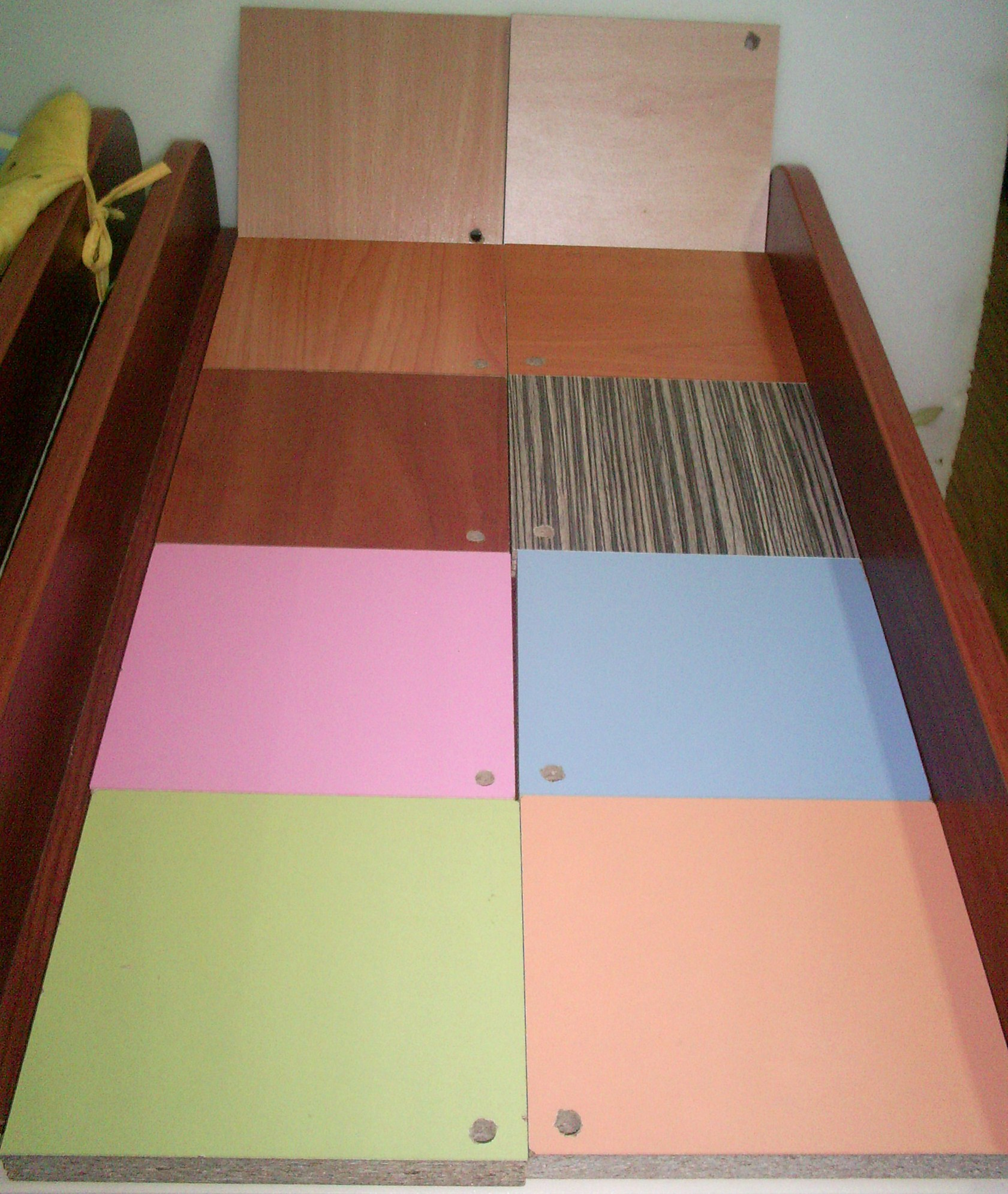 Цветови вариации